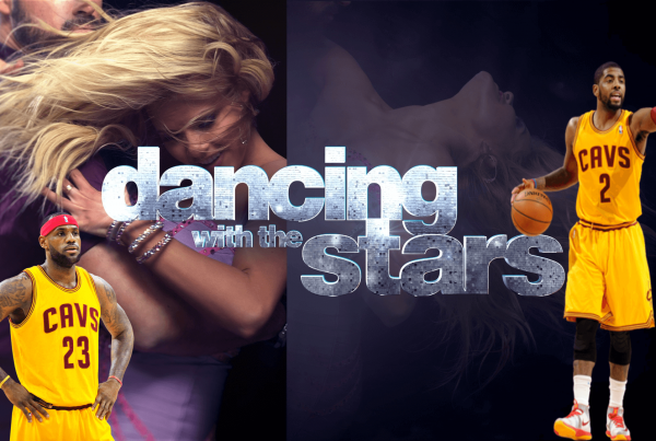 Dancing with the stars – What do Kyrie Irving and Microsoft have in common?